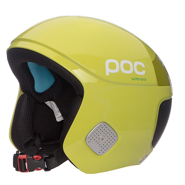POC Orbic Comp Spin Helmet 2018, Hexane Yellow, 600