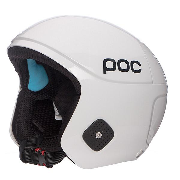 POC Orbic X Spin Helmet, Julia White, 600
