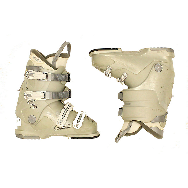Used Dalbello Vantage Sport Womens Ski Boots MP23.0 US 6 SALE, , 600