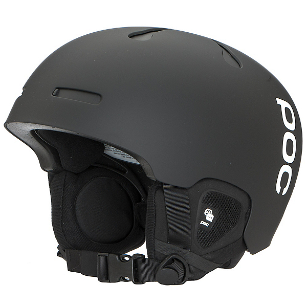 POC Auric Cut Communication Audio Helmet 2018, Matt Black, 600