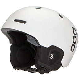 POC Auric Cut Communication Audio Helmet 2018, Matt White, 256