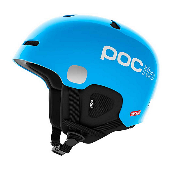 POC POCito Auric Cut Spin Kids Helmet, Fluorescent Blue, 600