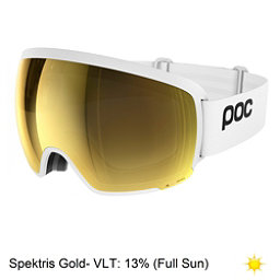 POC Orb Clarity Goggles 2018, Hydrogen White-Spektris Gold, 256