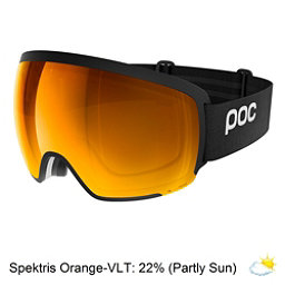 POC Orb Clarity Goggles 2018, Uranium Black-Spektris Orange, 256
