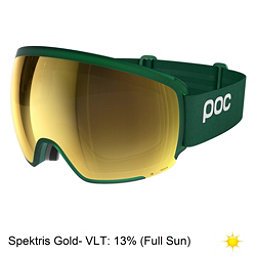 POC Orb Clarity Goggles 2018, Polydenum Green-Spektris Gold, 256