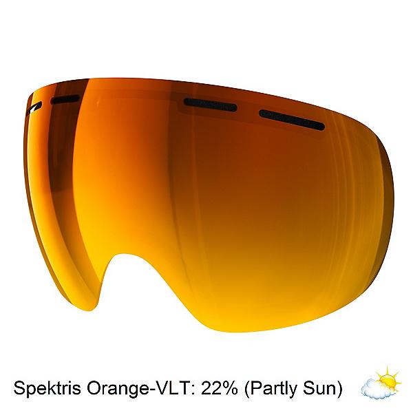 POC Fovea Clarity Lens Goggle Replacement Lens 2018, Part Sun, 600