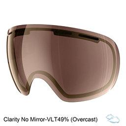POC Fovea Clarity Lens Goggle Replacement Lens 2018, Overcast, 256