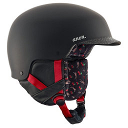 Anon Area Womens Helmet 2018, Black Cherry, 256