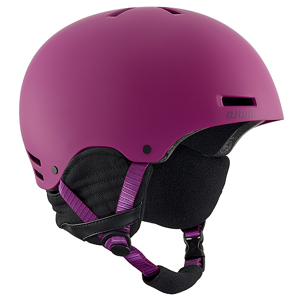 Anon Greta Womens Helmet 2018, Purple, 600