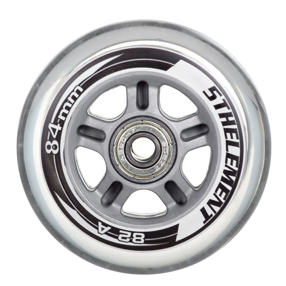 5th Element 84mm - 8 Pack Inline Skate Wheels with ABEC-7 Bearings 2020 im test