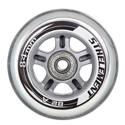 5th Element 84mm - 8 Pack Inline Skate Wheels with ABEC-7 Bearings 2018, , 256