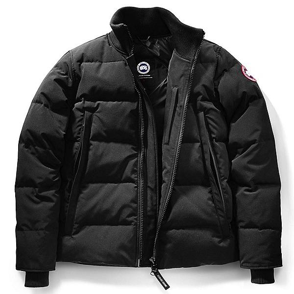 Canada Goose Woolford Mens Jacket, Black, 600