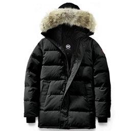 Canada Goose Carson Parka Mens Jacket, Black, 256