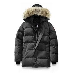 Canada Goose Carson Parka Mens Jacket, Graphite, 256
