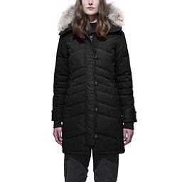 Canada Goose Lorette Parka Womens Jacket, Black, 256