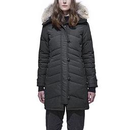 Canada Goose Lorette Parka Womens Jacket, Graphite, 256