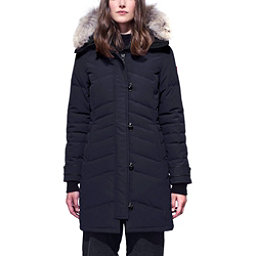 Canada Goose Lorette Parka Womens Jacket, Navy, 256