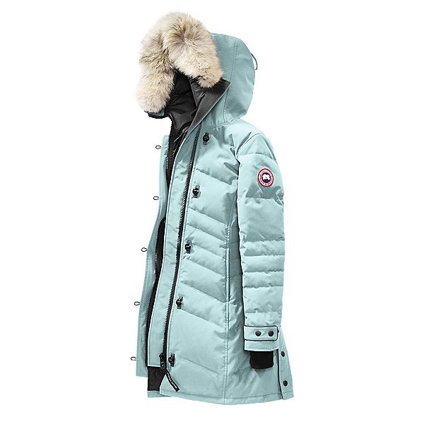 Canada Goose Lorette Parka Womens Jacket, Stormy Sky, 600