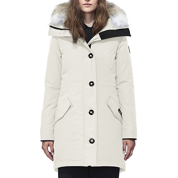 Canada Goose Rossclair Parka Womens Jacket, Early Light, 600