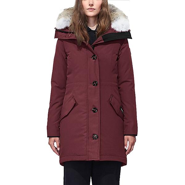 Canada Goose Rossclair Parka Womens Jacket, Elderberry, 600