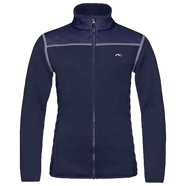 KJUS Jade Girls Midlayer Jacket, Atlanta Blue, 600