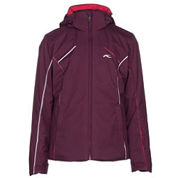 KJUS Formula Girls Ski Jacket, Potent Purple, 256