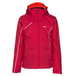 KJUS Formula Girls Ski Jacket, Persian Red, 256