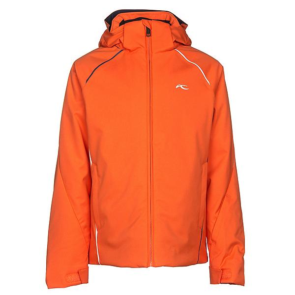 KJUS Formula Boys Ski Jacket, Kjus Orange, 600