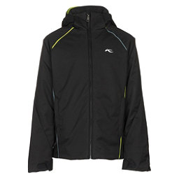 KJUS Formula Boys Ski Jacket, Black, 256