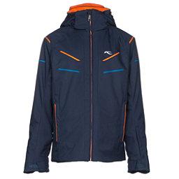 KJUS Formula DLX Boys Ski Jacket, Atlanta Blue, 256
