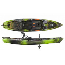 Perception Pescador Pilot 12 Kayak 2018, Moss Camo, 256
