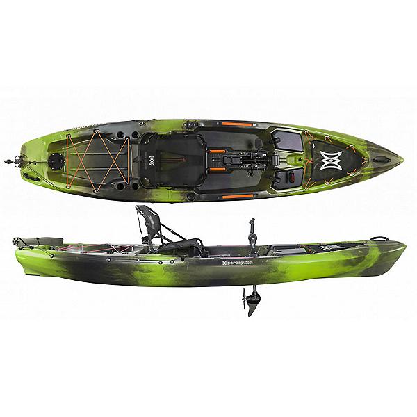 Perception Pescador Pilot 12 Kayak 2017, Moss Camo, 600