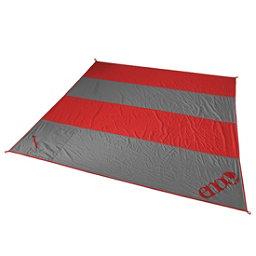ENO Islander Blanket 2017, Red-Charcoal, 256