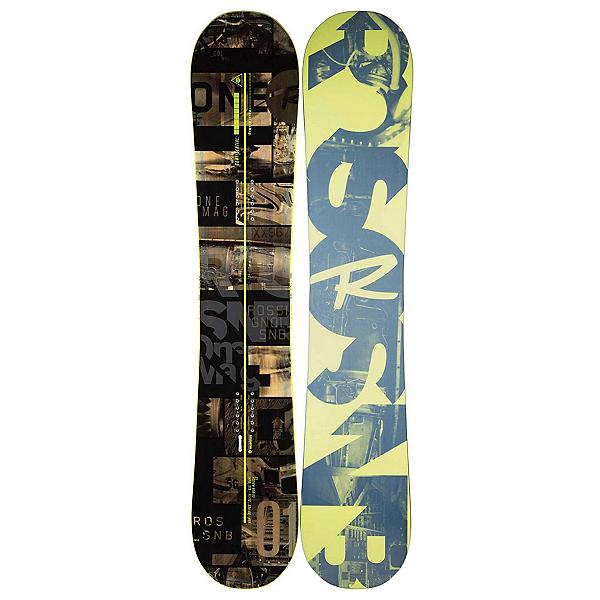 Rossignol One LF Wide Snowboard 2018, , 600