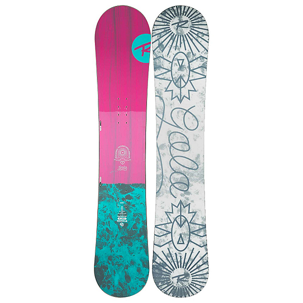 Rossignol Gala Womens Snowboard, , 600