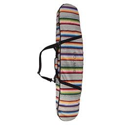 Burton Space Sack 146 Snowboard Bag 2018, Bright Sinola Stripe, 256