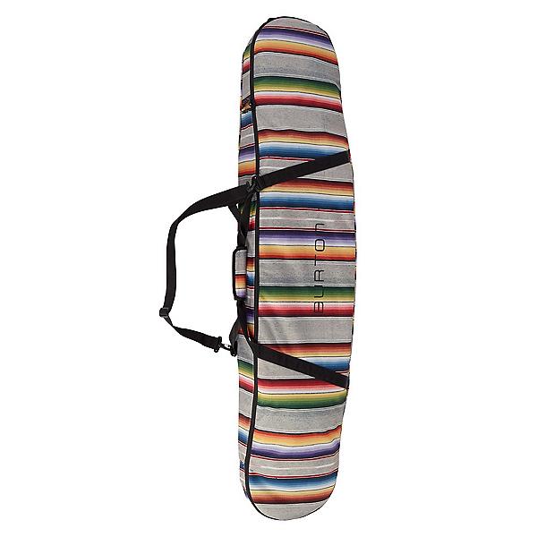 Burton Space Sack 156 Snowboard Bag, Bright Sinola Stripe, 600