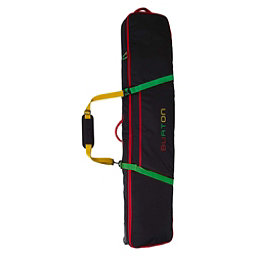 Burton Wheelie Gig 166 Snowboard Bag 2018, Rasta, 256