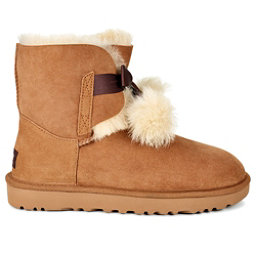 UGG Gita Womens Boots, Chestnut, 256