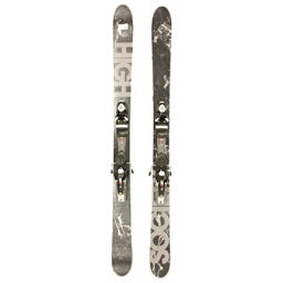 Used 2014 Mens High Society FX Skis w Salomon 120 Bindings, , 256