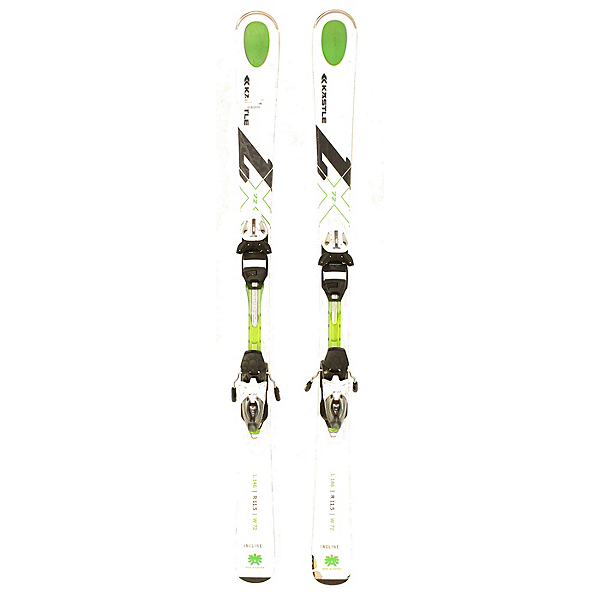 Used 2015 Kastle LX72 Skis with Kastle K11 Cti Bindings 146cm C, , 600