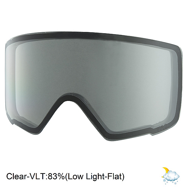 Anon M3 Goggle Replacement Lens, Clear, 600