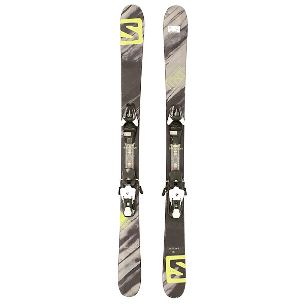 Used 2016 Salomon TNT Skis with Salomon L7 Bindings, , 600