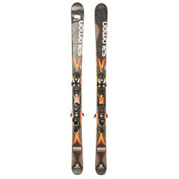 Used 2016 Mens Salomon X-Drive 8.8 Skis with Salomon Z10 Bindings C, , 256
