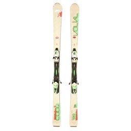 Used 2014 Mens Volkl Code Speewall S Skis w Marker RM Bindings, , 256