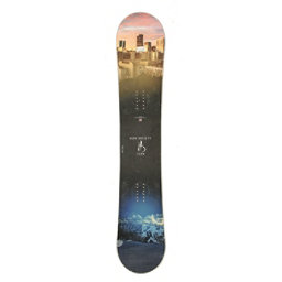 Used High Society Icon Snowboard Deck Only No Bindings A Condition, , 256