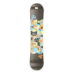 Used 2015 K2 Mini Turbo Kids Snowboard Without Bindings Deck Only C, , 256