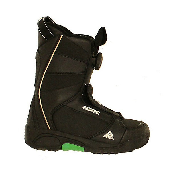 Used Kids Youth Size K2 Vandal BOA Snowboard Boots, , 600