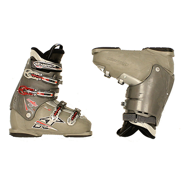 Used Mens Nordica One S 65 Ski Boots US Size 9.5, , 600