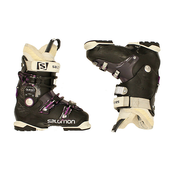 Used 2016 Womens Salomon Quest Access R70 Ski Boots Several Size Choices, , 600